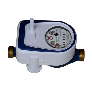 Photoelectric Direct Reading Wireless Valve Water Meter (Brass body)