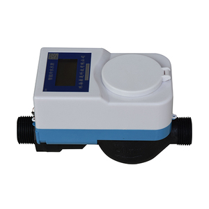 Bluetooth water meter