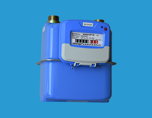 Wireless remote Valve gas meter